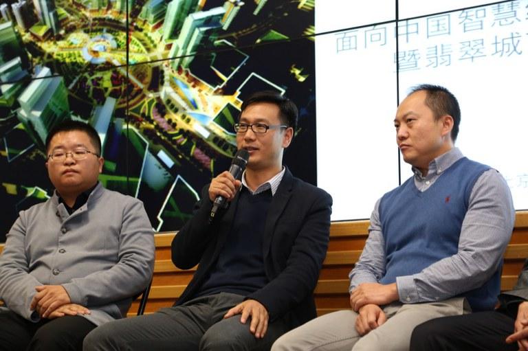 能源基金会可持续城市项目主任王志高