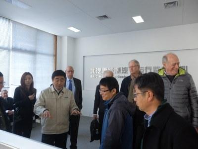 Beijing EV visit-2
