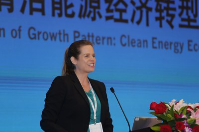 Kate Hampton, CEO, Children's Investment Fund Foundation