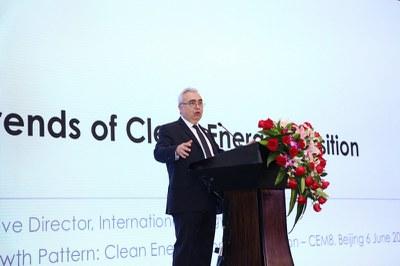 Fatih Birol, Executive Director, International Energy Agency