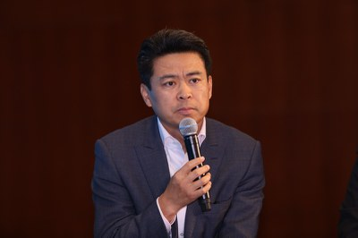 Bai Changbo, Vice President, BP China