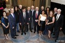 Asia Society Honored the Energy Foundation with a Leadership Award