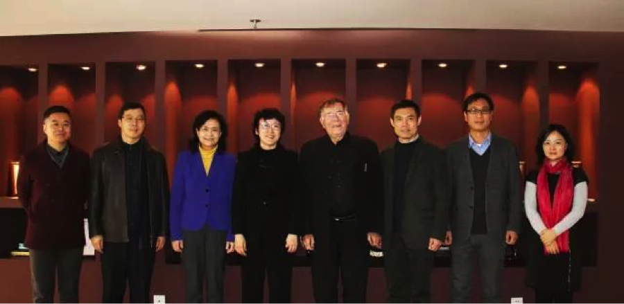 Vice Minster of MOHURD Met Jan Gehl and CSCP Director of EF China