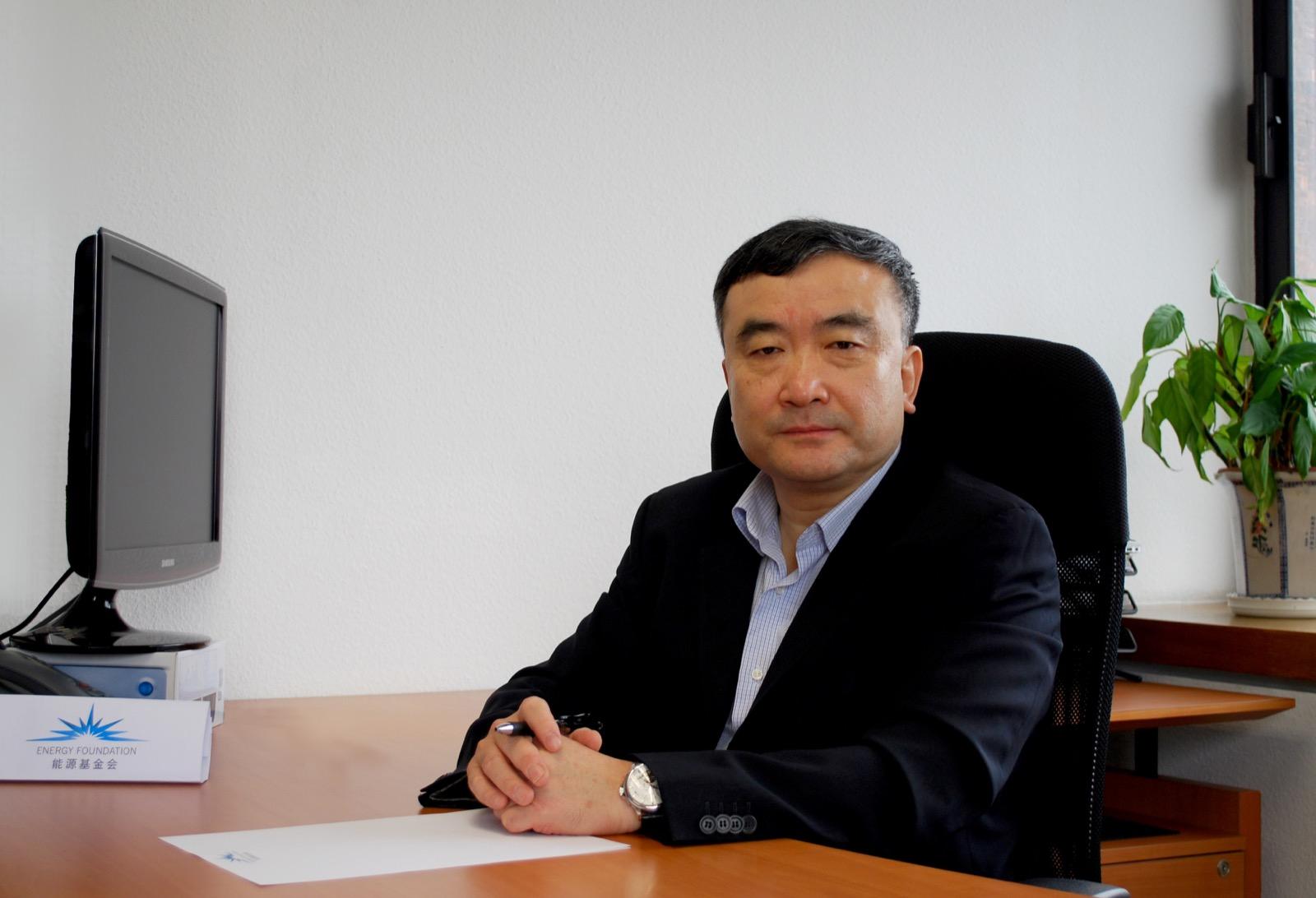 Zou Ji to Serve as President of Energy Foundation China