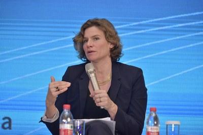 伦敦大学学院创新与公共价值经济学教授 Mariana Mazzucato