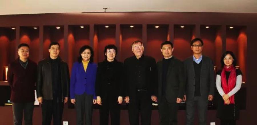 住房和城乡建设部副部长黄艳会见扬·盖尔先生及能源基金会(中国)代表